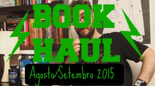Book haul livrada
