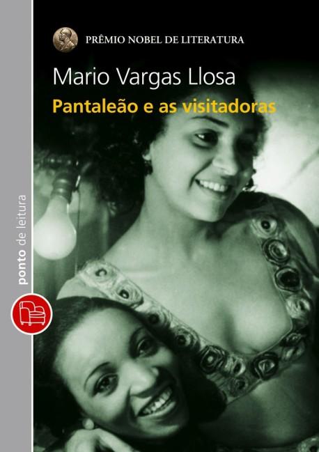 Capa Pantaleao e as visitadoras - Ponto de Leitura.indd