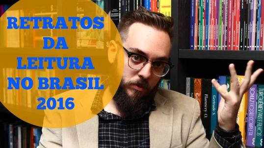 retratos da leitura no brasil